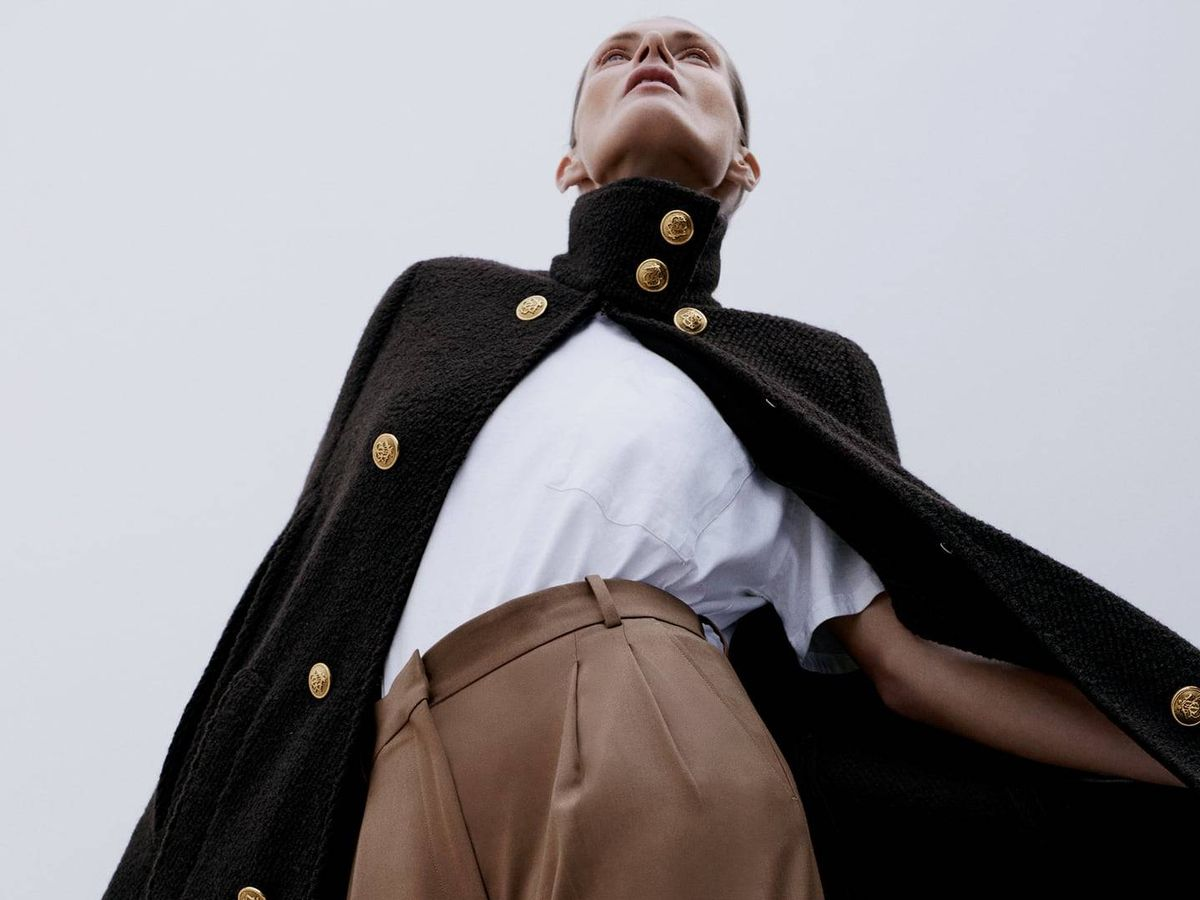 Foto: Capa de Zara de edición limitada. (Cortesía)
