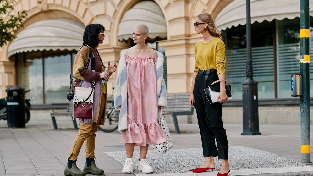 Foto: No son tan conocidas, pero estas cinco tendencias también triunfan en el street style. (Imaxtree)