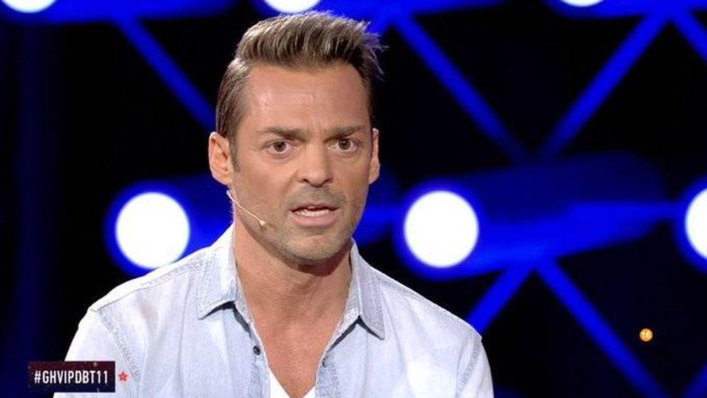 'GH VIP 7'   Hugo Castejón, aniquila a Adara sin piedad tras su traición