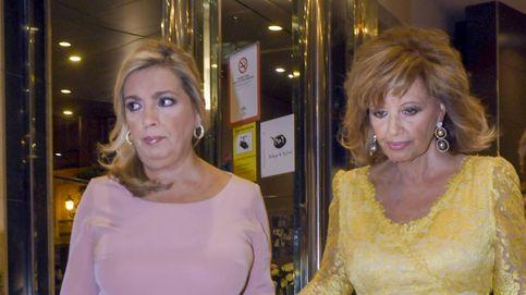 "Carmen Borrego: ""Queremos llevarnos a mi madre a Málaga cuando se recupere"""