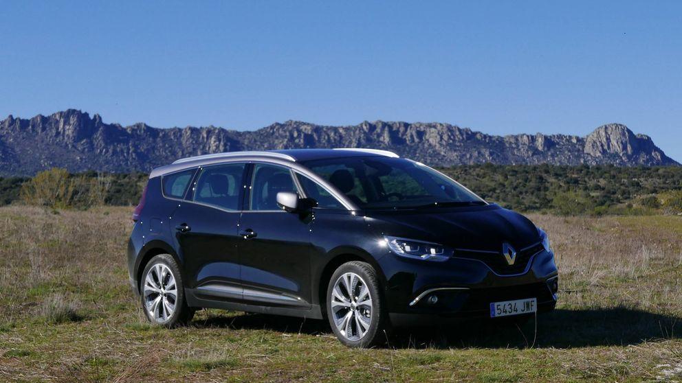 Renault Grand Scenic, un monovolumen de siete plazas para vivir dentro de él