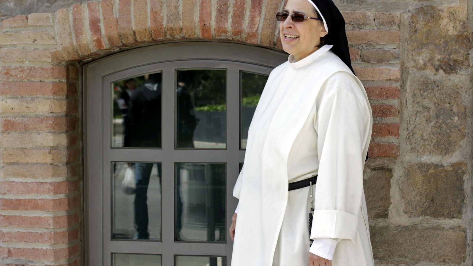 Foto: La monja dominica Lucía Caram, en una imagen de archivo. (Efe)