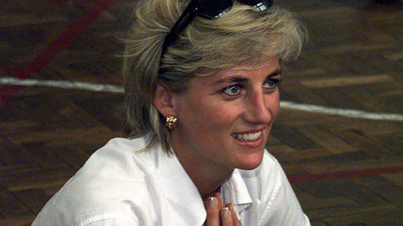 Foto: Diana de Gales en una imagen del año de su muerte (Gtres)