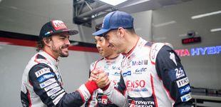 Post de La realidad paralela de la que disfruta Alonso en las 24 Horas de Le Mans