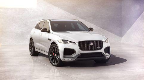 El Jaguar F-Pace, más tecnológico y lujoso con las versiones R-Dynamic Black