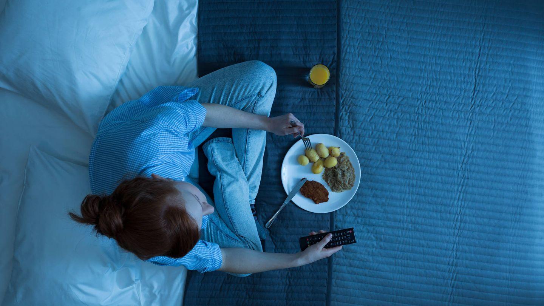 La melatonina a deshoras puede tener efectos negativos en el sueño. (iStock)