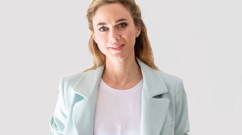 Marta Hazas y su compra de las rebajas: el pantalón de Bershka que más estiliza
