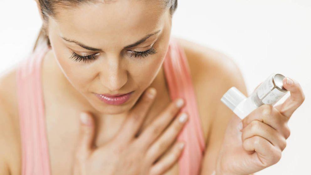 Las 4 cosas que tienes que hacer si sufres un ataque de asma