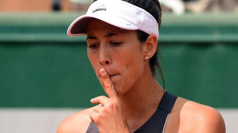 Las lágrimas de Garbiñe Muguruza y la patética grada de Roland Garros