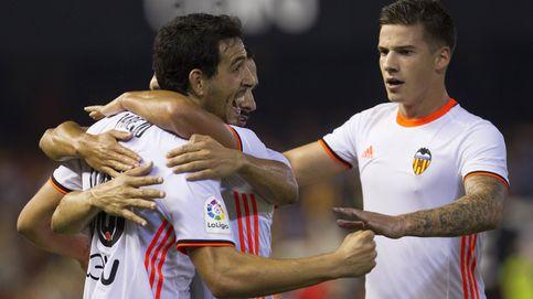 La montaña rusa de Dani Parejo en el autodestructivo y convulso Valencia