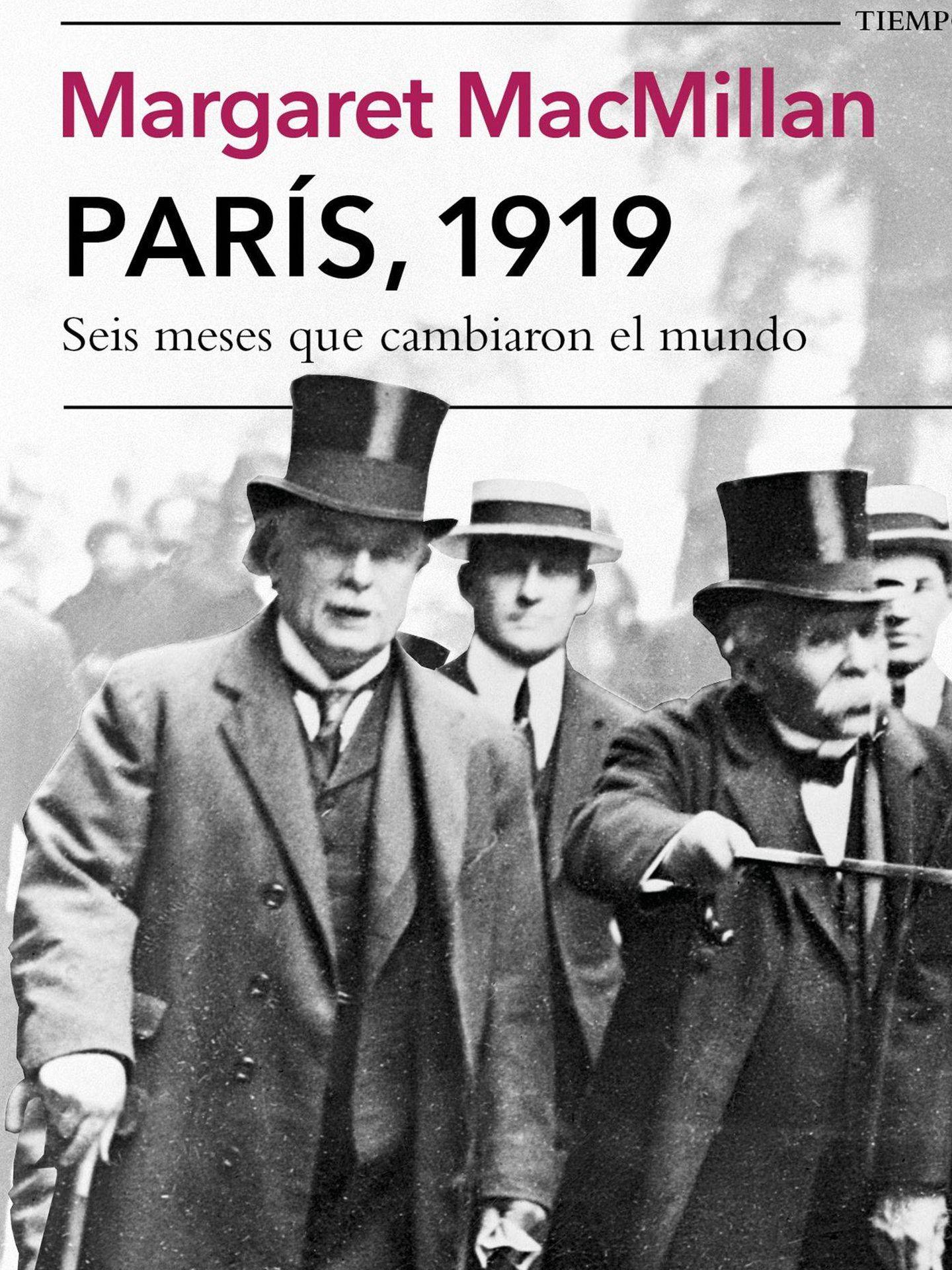 'París, 1919'. (Tusquets)