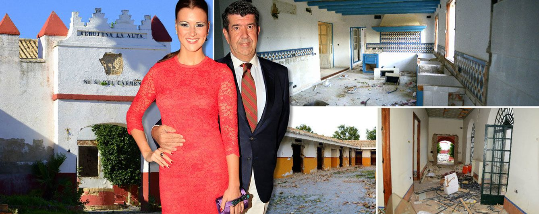 Foto: Así se encuentra la finca de Gil Silgado tras el desmantelamiento de María Jesús Ruiz