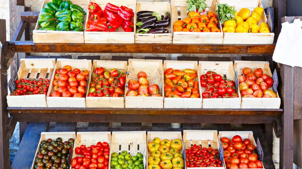 Foto: Las hortalizas en crudo son beneficiosas para el correcto funcionamiento neuronal. (Foto: iStock)