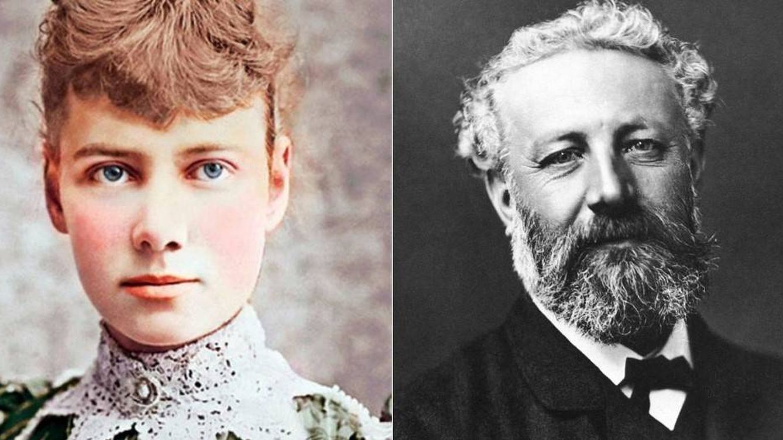Ocho días antes que Phileas Fogg: la plumilla veinteañera que derrotó a Julio Verne