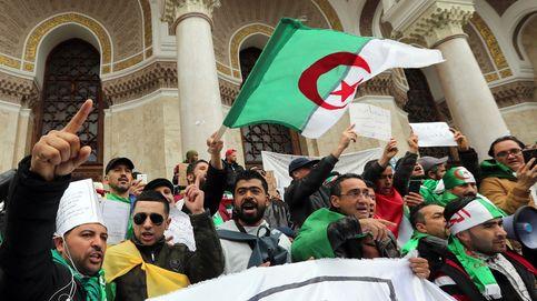 Continúan las protestas en Argelia