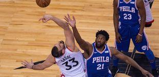 Post de Marc Gasol, cómo brillar en los 'playoffs' sin necesidad de tirar a canasta