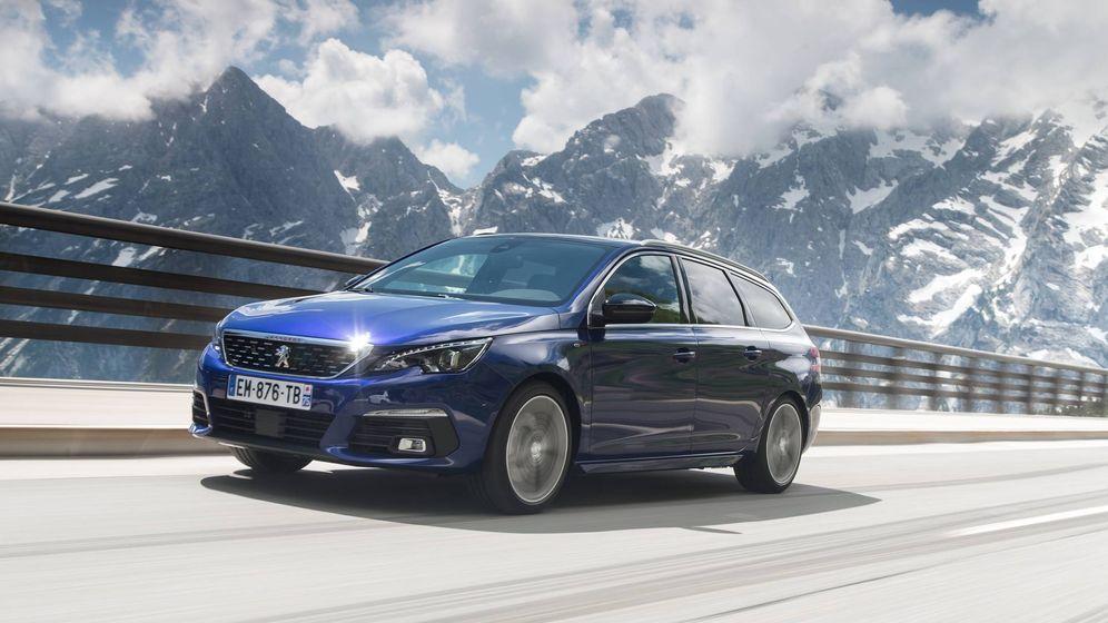 Foto: Peugeot, un gran fabricante europeo