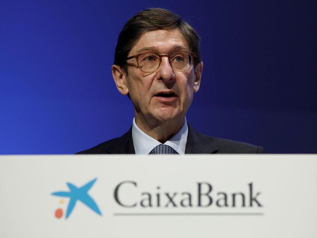 Foto: El presidente de CaixaBank, José Ignacio Goirigolzarri. (EFE)