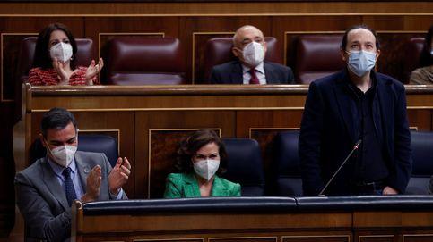 El PSOE teme que un desplome de Podemos el 14-F radicalice a Iglesias