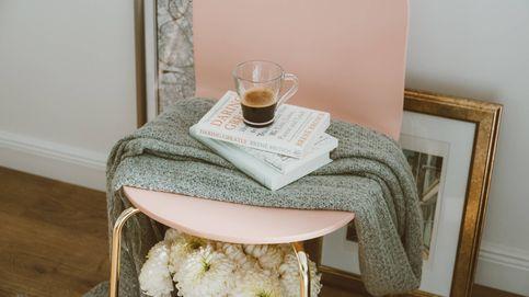 Natural Pink: decoración mediterránea y actual para un piso pequeño