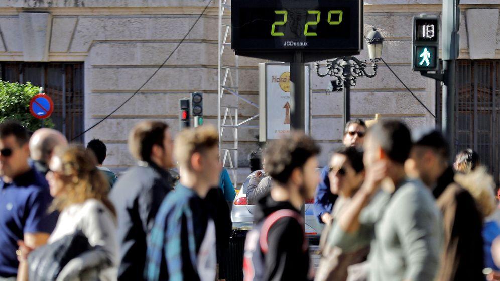 Foto: Durante este lunes se alcanzarán o se superarán los 20ºC de máxima en la mayoría de provincias. (EFE)