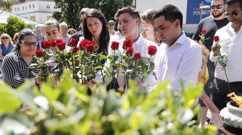 Bildu se hace con una comisión de Derechos Humanos el día que Ermua honra a Blanco