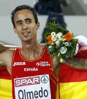 Olmedo gana el oro y suma el cuarto metal para España