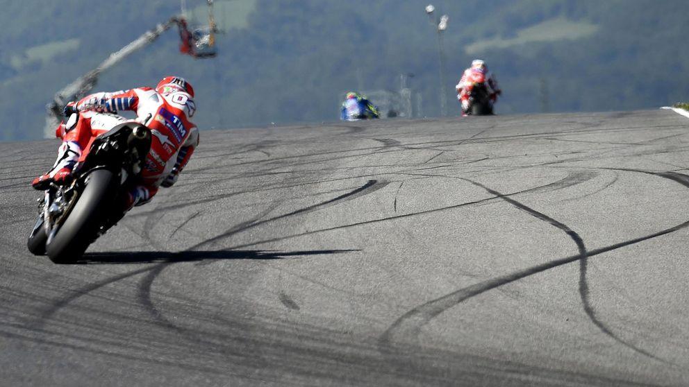 Andrea Dovizioso consigue la 'pole' en Assen y Jorge Lorenzo acaba undécimo