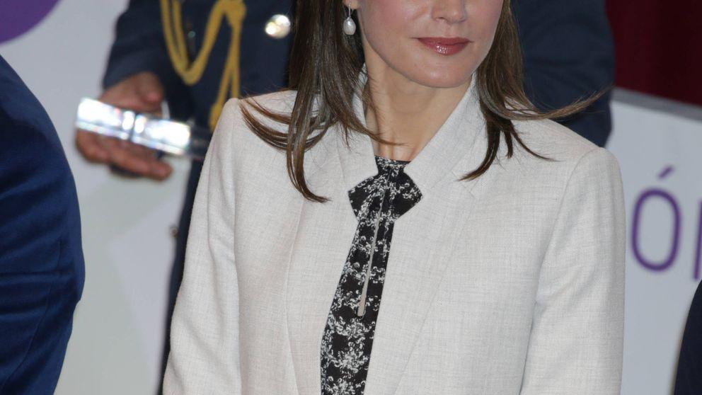 El objetivo oculto detrás del último look de la Reina Letizia