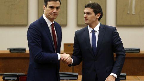 Rivera se suma a la presión sobre el PSOE para que permita un gobierno de Rajoy