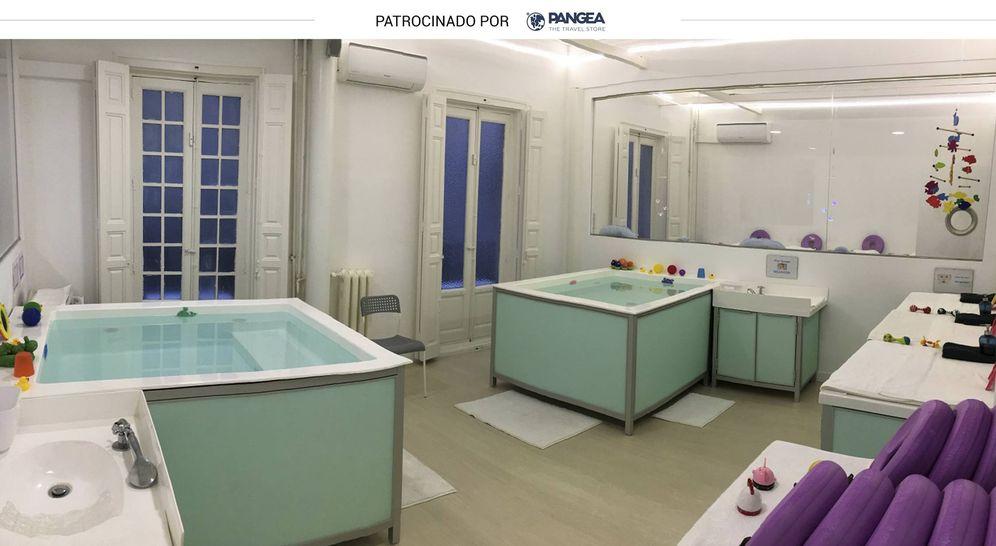 Foto: Instalaciones del spa para bebés