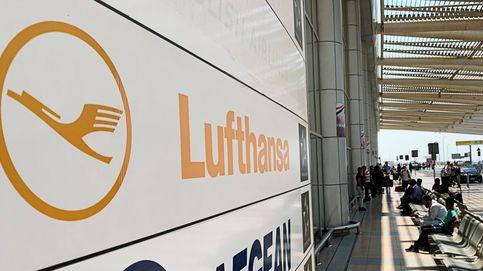 Lufthansa entra en números rojos y se desploma en bolsa