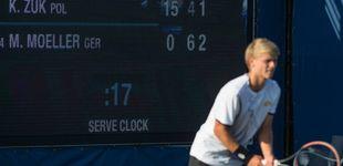 Post de Un antes y después en el tenis con el cambio de tiempo en el saque