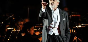 Post de Plácido Domingo volverá a dirigir la orquesta del Bolshói de Moscú en febrero