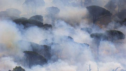 Cientos de evacuados por un incendio en Ciudad del Cabo