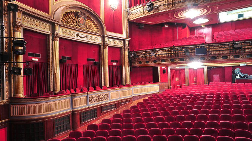 Foto: Teatro Lope de Vega de Madrid (Wikipedia)