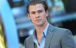Chris Hemsworth, el regreso del hombre fornido