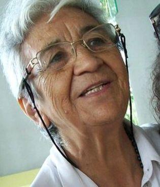 Foto: Benita Moreno, la cocinera del Papa