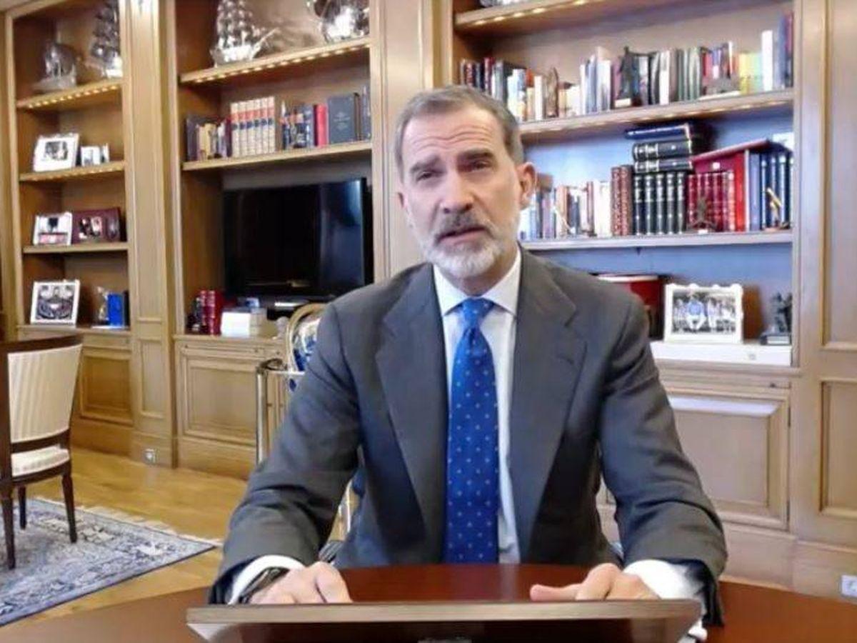 Foto: El Rey ensalza al empresariado español en el Spain Investors Day