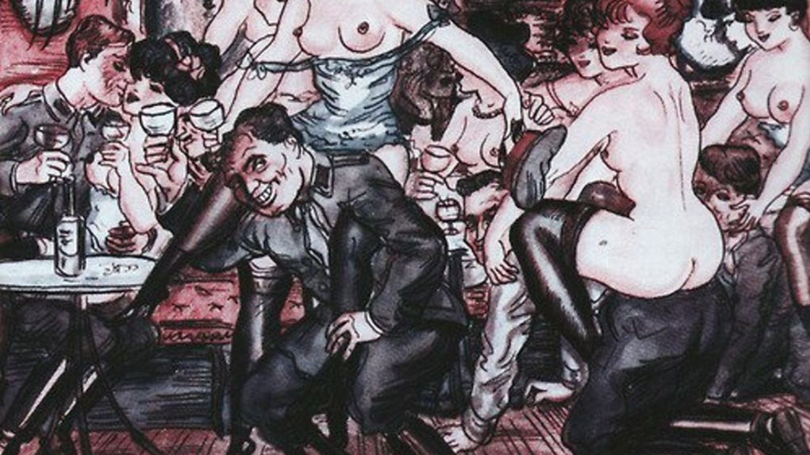 series sobre prostitutas prostitutas foyando