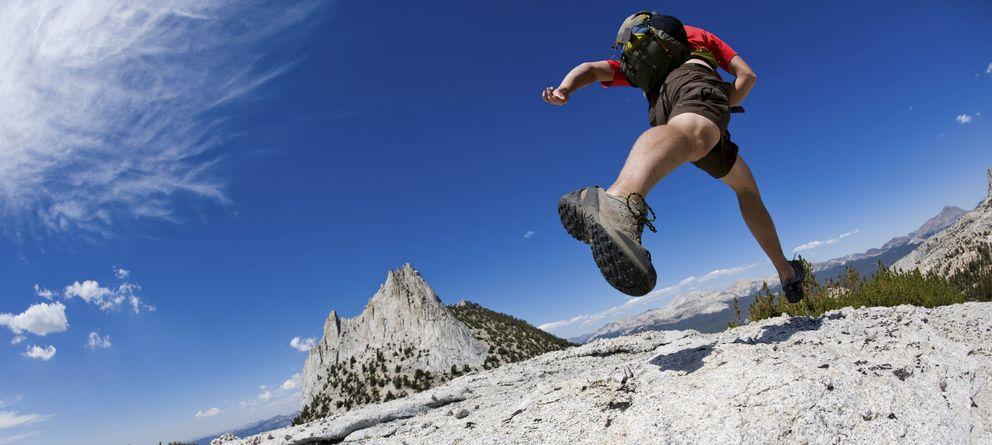 Foto: En verano, correr por el campo es más agradecido que hacerlo por la ciudad. (iStock)