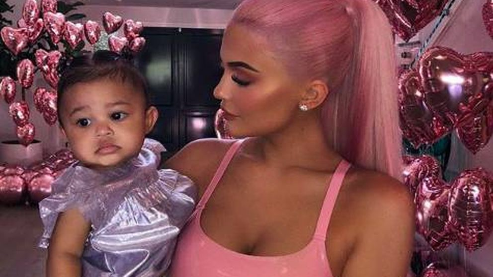 Kylie Jenner ya no tiene el pelo rosa, ¿qué será lo siguiente?