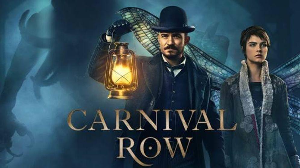Foto: Póster de 'Carnival Row', una de las grandes apuestas de Amazon Prime Video. (Amazon Prime Video)