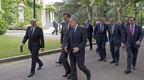 Florentino pide 100 millones a Rajoy para no quebrar el AVE