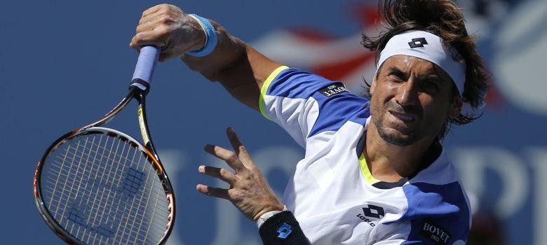 Foto: David Ferrer se queda a un paso de semifinales (Reuters).