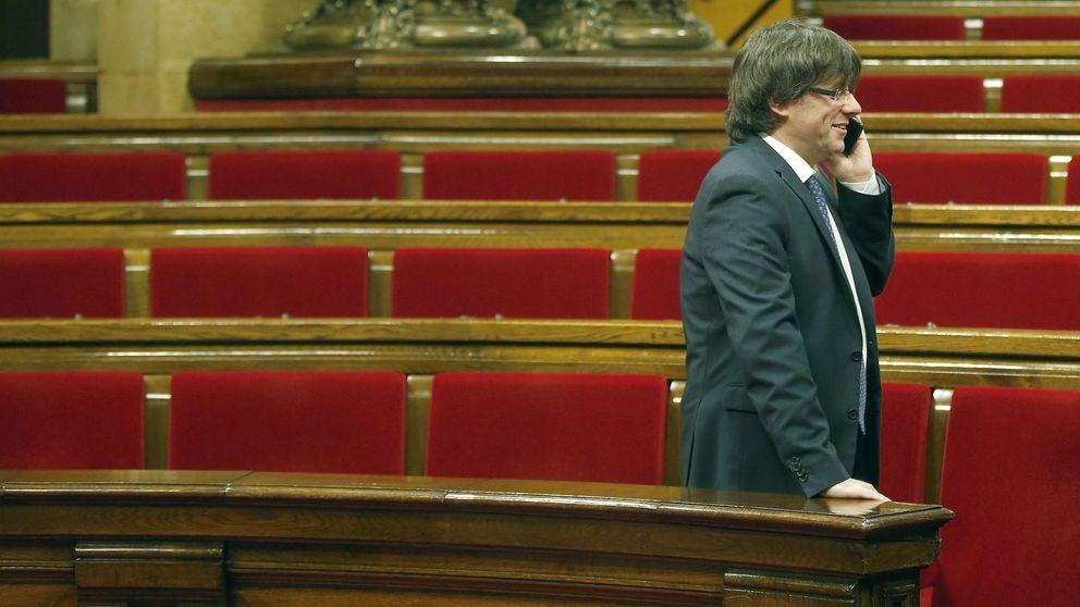 Puigdemont hace campaña en la prensa extranjera