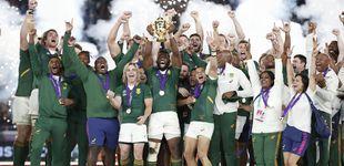 Post de Sudáfrica reina en el rugby mundial y cumple el gran sueño de Nelson Mandela