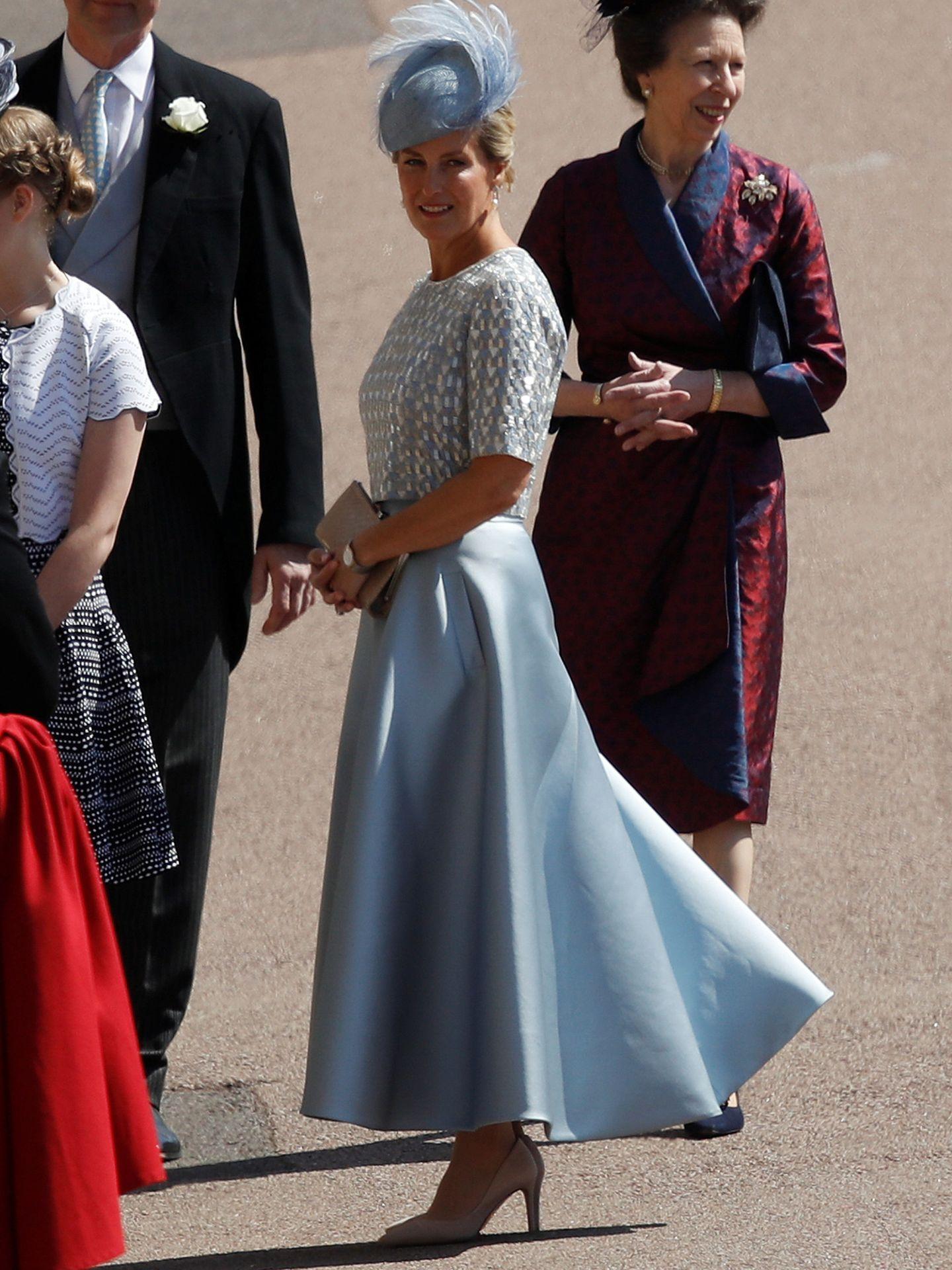La condesa de Wessex. (Reuters)