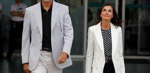 Post de El gesto inédito de Felipe y Letizia: las 'tripas' de Zarzuela, en redes por primera  vez
