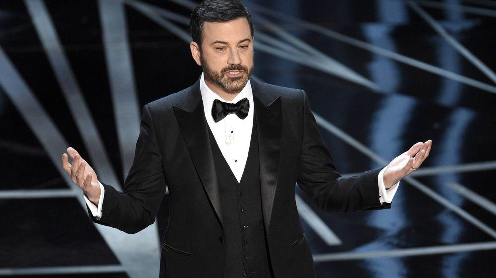 Foto: Jimmy Kimmel, presentador de la ceremonia de los Oscar